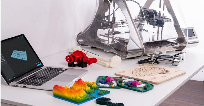 Bio-Based Resin Advances Low-Waste Optic 3D Printing