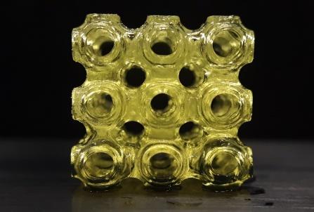 Researchers 3D Print Tunable Ferroelectric Metamaterials