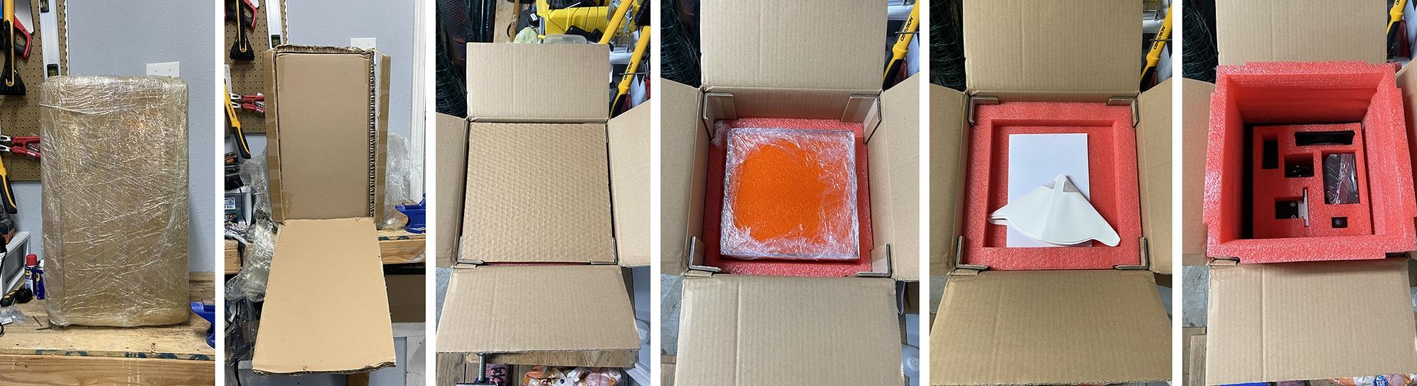 3D Printer Review: The Orange 4K LED DLP 3D Printer from Longer 3D