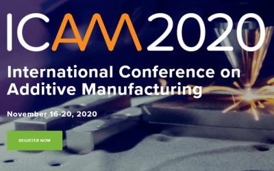 3D Printing Webinar and Virtual Event Roundup: November 15, 2020