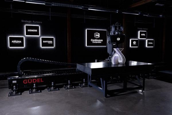 3D Printing News Briefs, December 3, 2020: Continuous Composites, AIMS, ULTRAWAVE, Digital Building Technologies, QOROX, Disney
