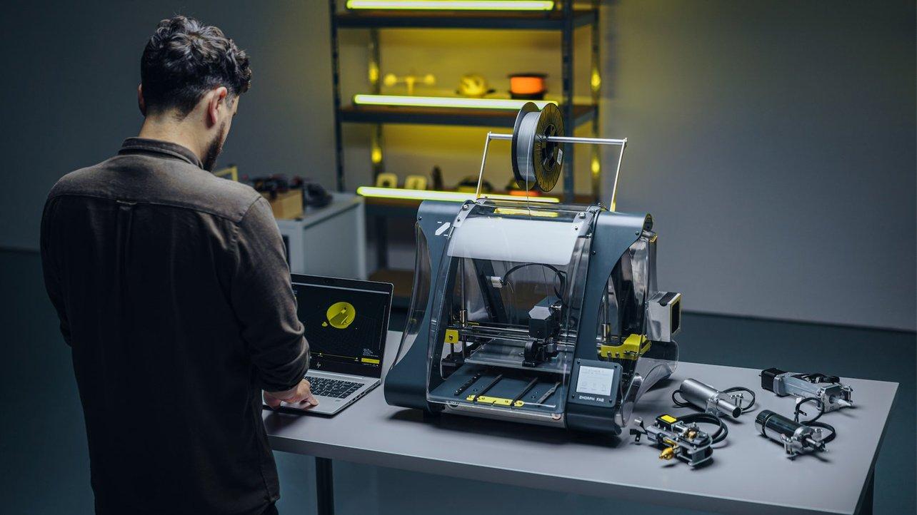 Zmorph Unveils Rebranding & New 3D Printers