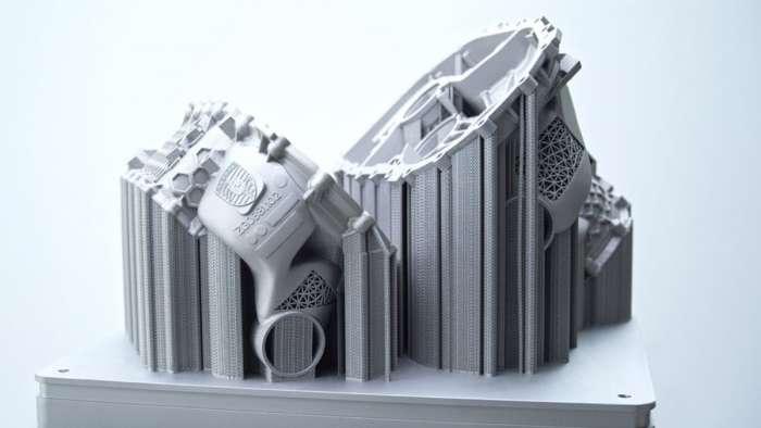 Porsche Is 3D-Printing Parts For Its Electric Drivetrain