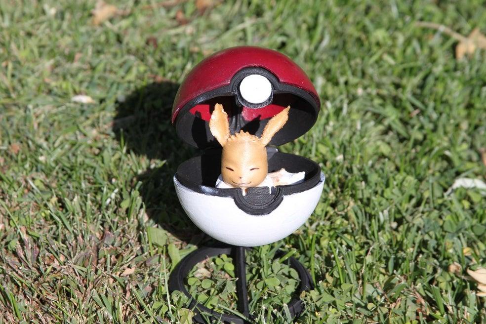 Learn to 3D Print & 3D Design Pokemon (Online)
